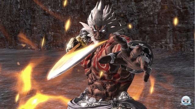Screenshot - Asura's Wrath (PlayStation3) 2244347