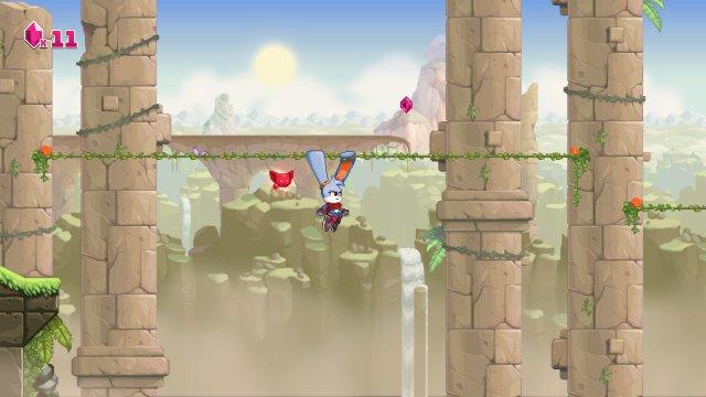 Screenshot - Kaze and the Wild Masks (PS4)
