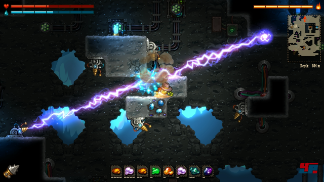 Screenshot - SteamWorld Dig (PlayStation4) 92477249