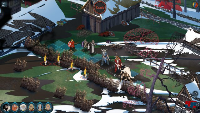 Screenshot - The Banner Saga 2 (PC) 92525016
