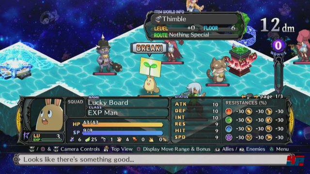 Screenshot - Disgaea 5: Alliance of Vengeance (PlayStation4) 92508597