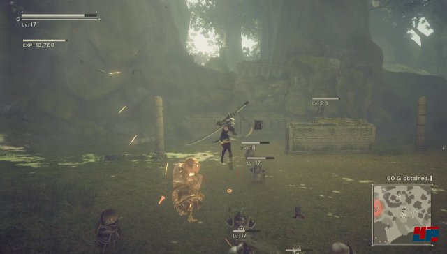 Screenshot - NieR: Automata (PS4) 92541694