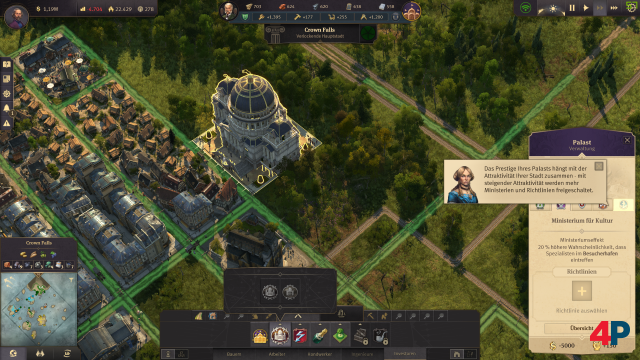 Screenshot - Anno 1800: Paläste der Macht (PC) 92609093