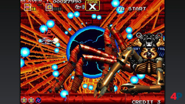 Screenshot - Darius Cozmic Collection Arcade   Console (Switch) 92617405