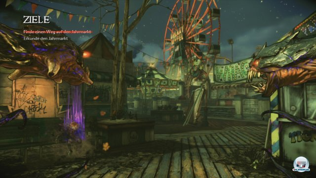 Screenshot - The Darkness II (360) 2318142