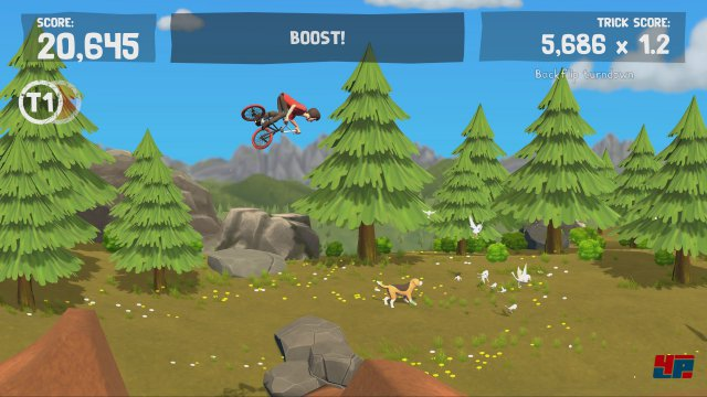 Screenshot - Pumped BMX Pro (PC)