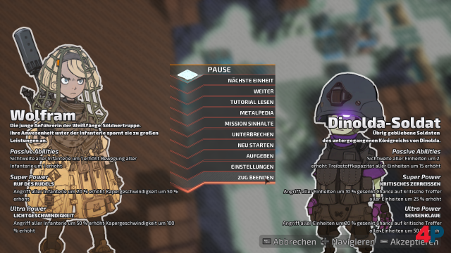 Screenshot - Tiny Metal: Full Metal Rumble (PC)