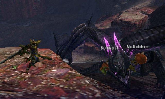 Screenshot - Monster Hunter 4 Ultimate (3DS) 92484921