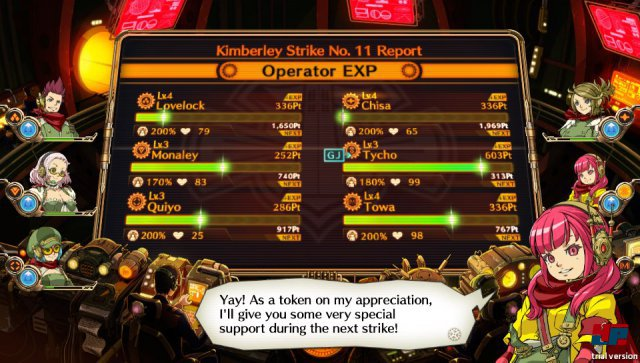 Screenshot - Aegis of Earth: Protonovus Assault (PlayStation3)