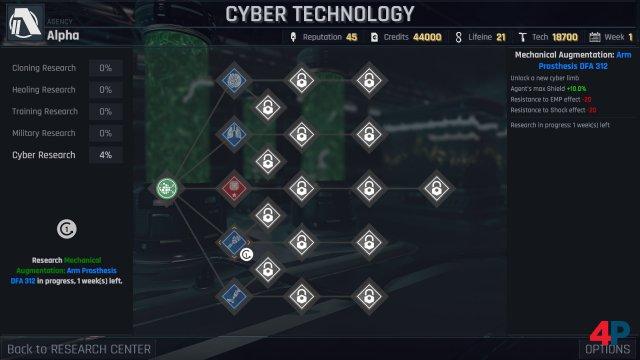 Screenshot - Conglomerate 451 (PC)