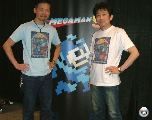 <b>Die Erkenntnis, dass...</b><br><br>...Capcom der klare Gewinner der Messe ist. Alleine wegen dieser großartigen T-Shirts! 1825208