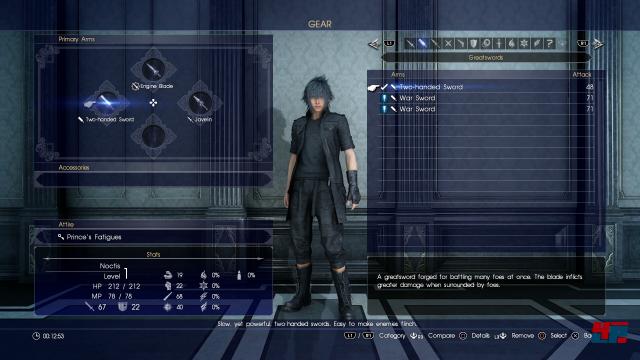 Screenshot - Final Fantasy 15 (PS4) 92531186