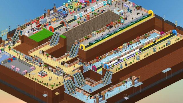 Screenshot - Overcrowd: A Commute 'Em Up (PC) 92625921