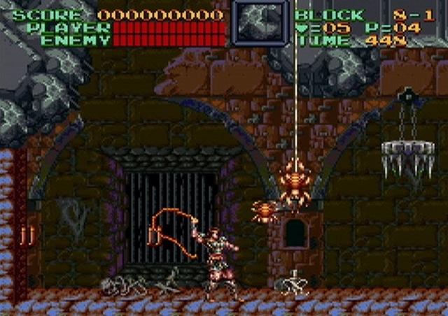 1991 war der Krieg der 16-Bit-Systeme gerade auf seinem Höhepunkt - Mega Drive und SNES fochten mit allen Mitteln! Eine der besten Waffen im Nintendolager war »Super Castlevania 4«, das als eines der ersten Spiele zeigte, was der graue Kasten technisch drauf hat: Zwar enthielt das Spieldesign kaum Überraschungen, ein klassisches Jump-n-Peitschenschwing, aber die brillante Grafik mit fulminanten Mode 7-Effekten ließ Mega Drive-Jünger neidisch sabbern. 2164288
