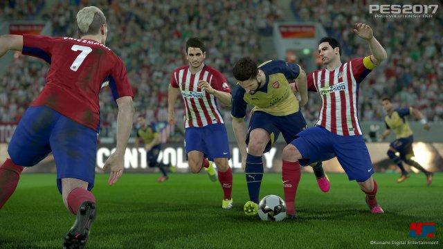 Screenshot - Pro Evolution Soccer 2017 (PC) 92527997