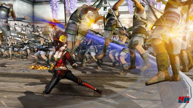 Screenshot - Samurai Warriors 4 (PlayStation4) 92492909
