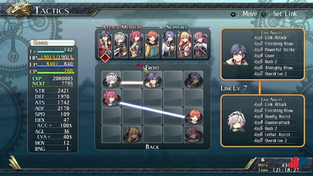 Screenshot - The Legend of Heroes: Trails of Cold Steel 2 (PS4) 92589260