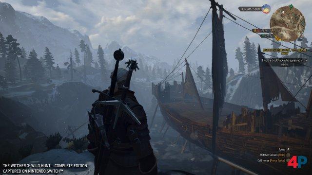 Screenshot - The Witcher 3: Wild Hunt (Switch) 92594579
