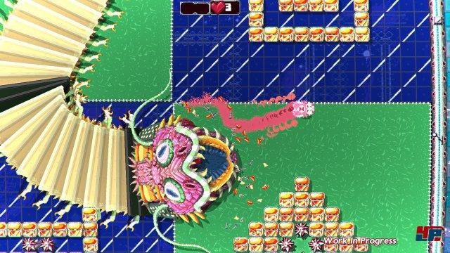 Screenshot - Pig Eat Ball (Linux)