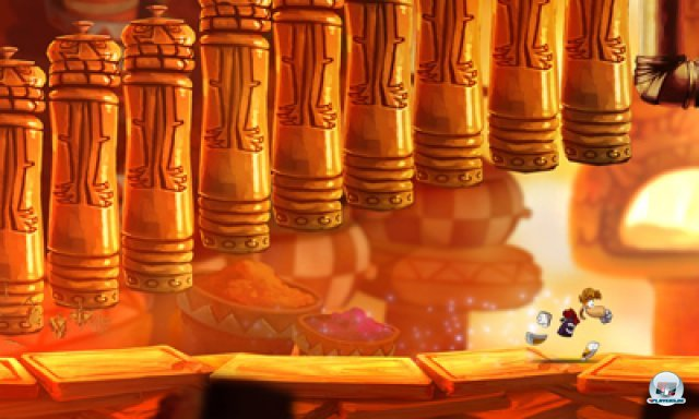 Screenshot - Rayman Origins (3DS) 2367077