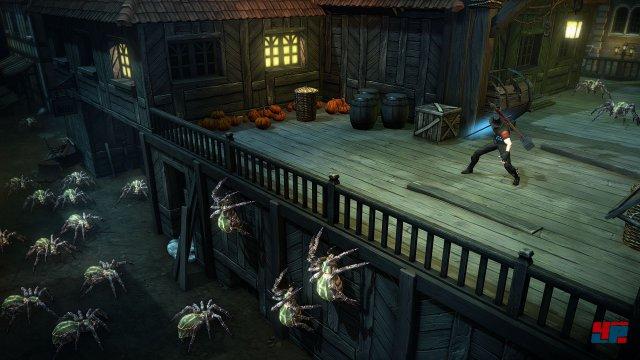 Screenshot - Victor Vran (PS4) 92545051