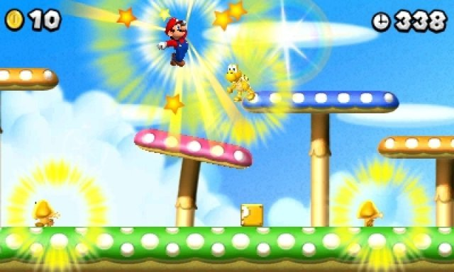 Screenshot - New Super Mario Bros. 2 (3DS) 2373552