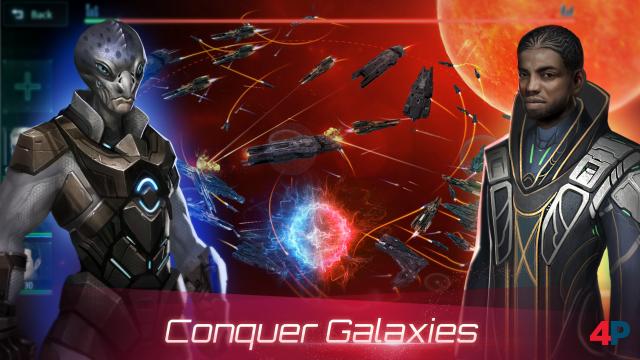 Screenshot - Stellaris: Galaxy Command (Android)