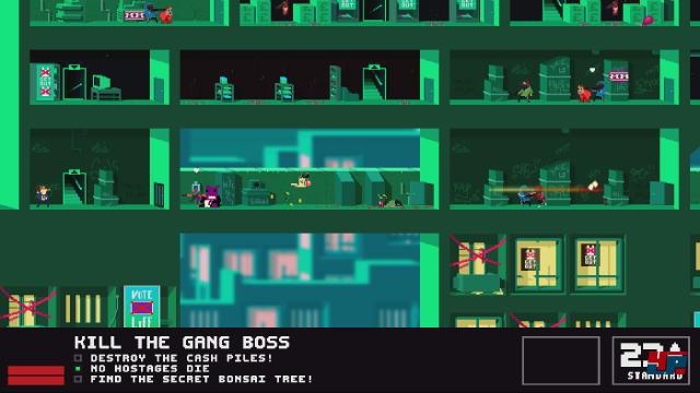 Screenshot - Not A Hero (XboxOne) 92525499