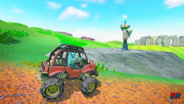 Screenshot - Nintendo Labo: Toy-Con 03: Fahrzeug-Set (Switch) 92573628