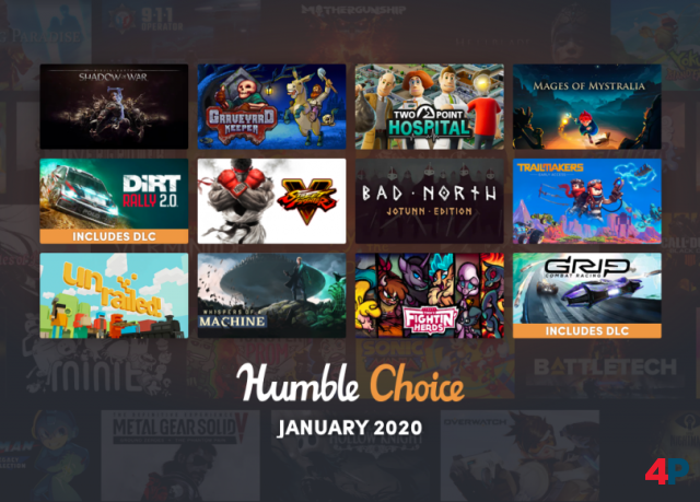 Screenshot - Humble Bundle (PC)