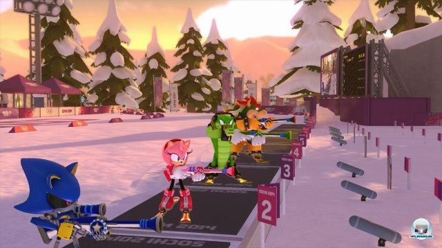 Screenshot - Mario & Sonic bei den Olympischen Winterspielen: Sotschi 2014 (Wii_U) 92470246