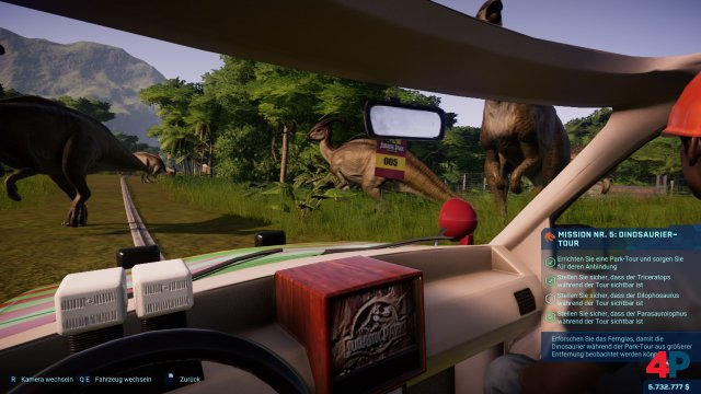 Screenshot - Jurassic World Evolution: Return to Jurassic Park (PC) 92603272
