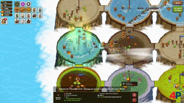 Screenshot - Circle Empires Rivals (PC)