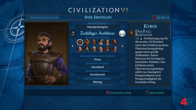 Screenshot - Civilization 6 (PS4) 92600725
