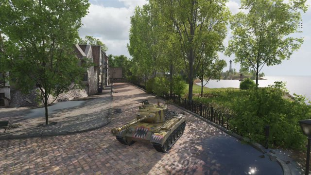 Screenshot - World of Tanks (360, PS4)