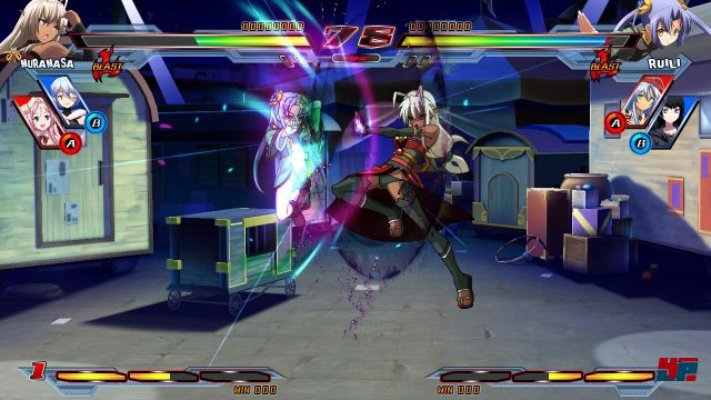 Screenshot - Nitroplus Blasterz: Heroines Infinite Duel  (PlayStation3) 92506829