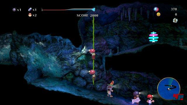 Screenshot - Spelunker Z (PlayStation4) 92499524