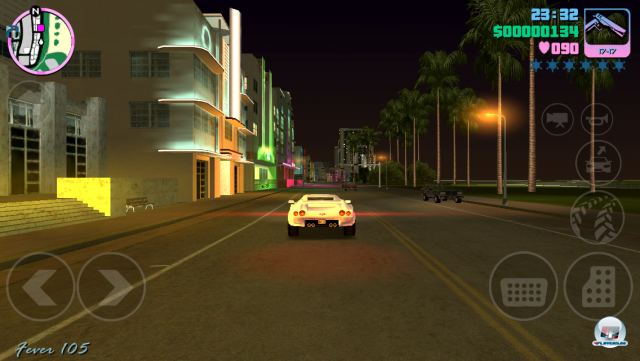 Screenshot - Grand Theft Auto: Vice City (iPhone) 92430577