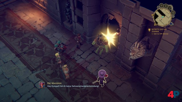 Screenshot - The Dungeon of Naheulbeuk: The Amulet of Chaos (PC) 92625763