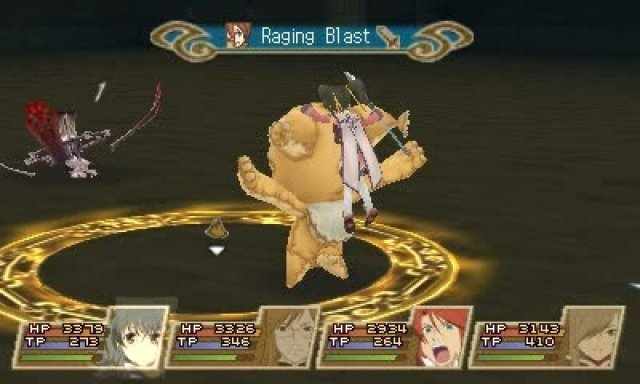 Screenshot - Tales of the Abyss (3DS) 2292452