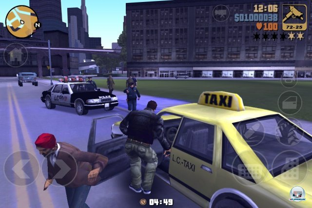 Screenshot - Grand Theft Auto III (iPhone) 2299347