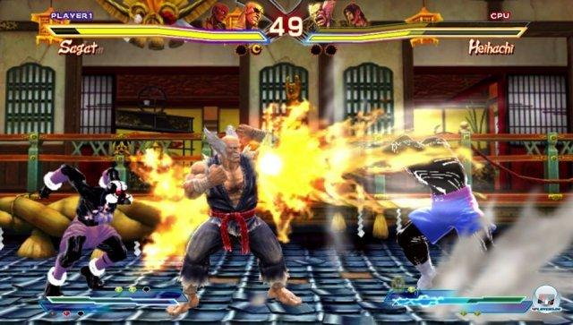 Screenshot - Street Fighter X Tekken (PS_Vita) 92404837