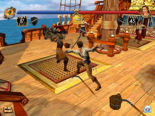 Screenshot - Sid Meier's Pirates! (iPad) 2242129