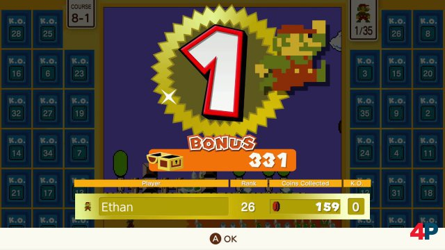 Screenshot - Super Mario Bros. 35 (Switch)