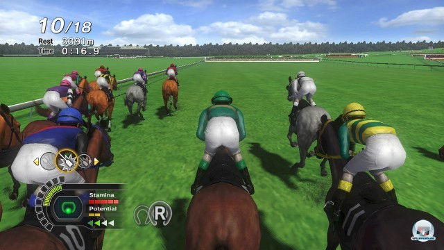 Screenshot - Champion Jockey: G1 Jockey & Gallop Racer (PlayStation3) 2229884