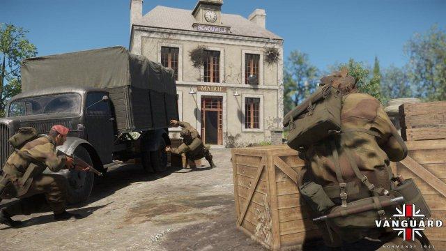 Screenshot - Vanguard: Normandy 1944 (PC)