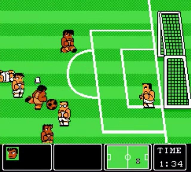Screenshot - Nintendo World Cup (NES) 92626173