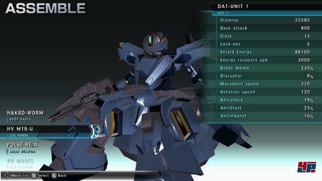 Screenshot - Assault Gunners HD Edition (Switch) 92568828