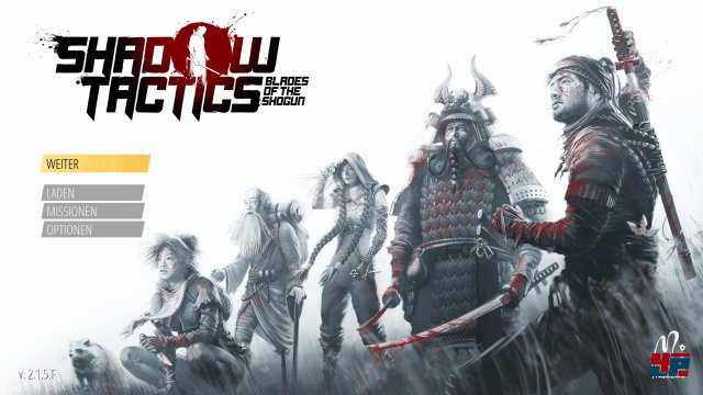 Screenshot - Shadow Tactics: Blades of the Shogun (PS4) 92550233
