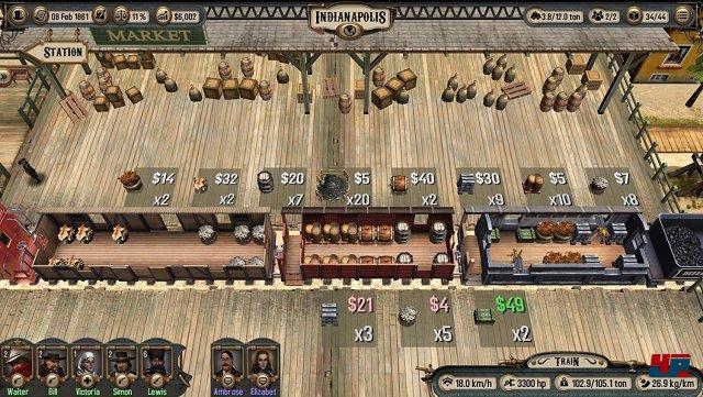 Screenshot - Bounty Train (PC) 92546511